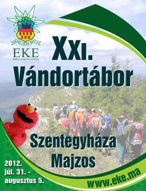 EKE Vándortábor 2014